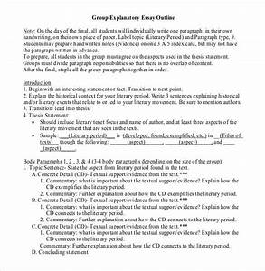 explanatory synthesis essay sample