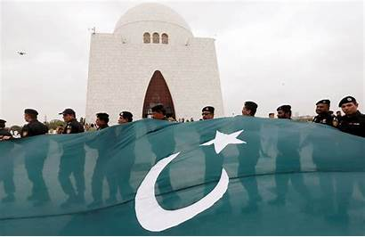 Pakistan National Political Flag Prosperous Could Stability