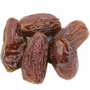 Dried Pitted Dates - Deglet Noor Dates