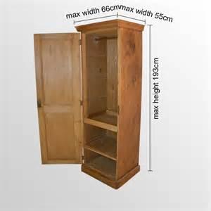 Single Wardrobe by Pine Single Wardrobe Cabinet Cupboard Closet