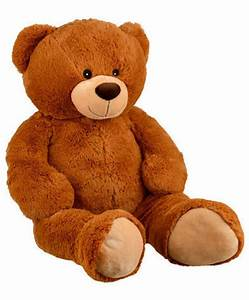 Teddybär Xxl Günstig : xxl teddyb r 1m pl sch f r 9 99 inkl versand schn ppchen blog mit doktortitel dealdoktor ~ Orissabook.com Haus und Dekorationen