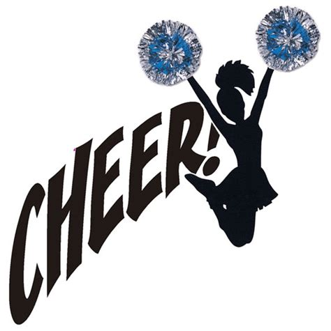 Image result for Cheer Clip Art