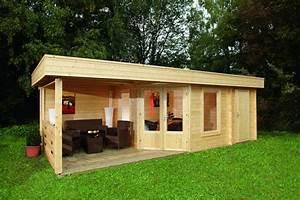 Gartenhaus Mit überdachter Terrasse : das 5 eck gartenhaus nina mit berdachter terrasse nicht nur ein optimaler ort zum entspannen ~ One.caynefoto.club Haus und Dekorationen