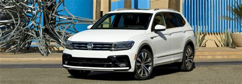 tiguan 2018 r line 2018 vw tiguan r line appearance package feature highlights