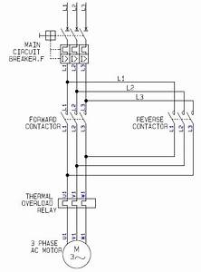 A How To Guide For The Power Circuit Of A Forward Reverse Electric Motor Controller