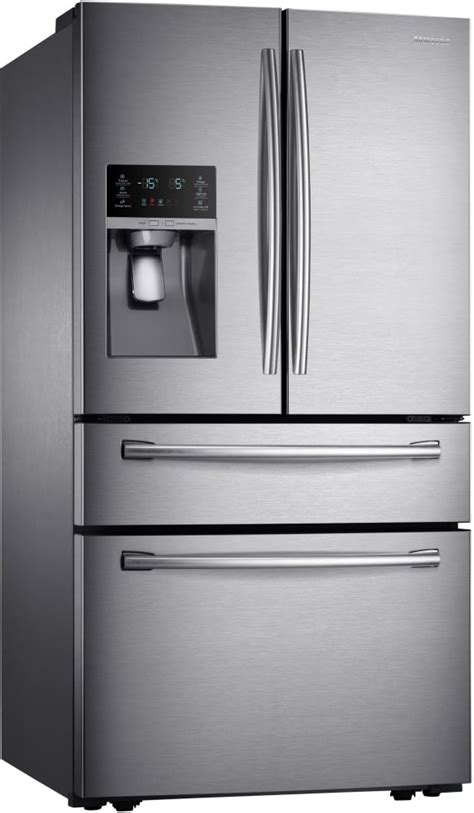 samsung four door refrigerator rf30kmedbsr samsung 36 inch door refrigerator