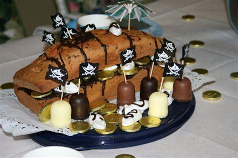 piratenkuchen eine freude fuer jeden schatzsucher