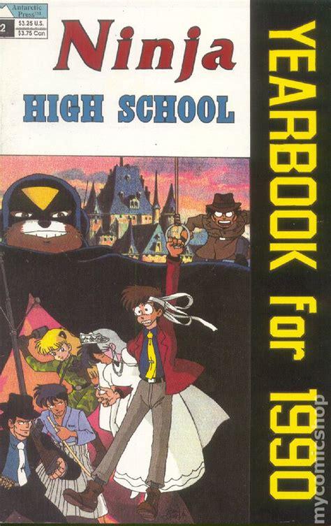 ninja high school yearbook  comic books