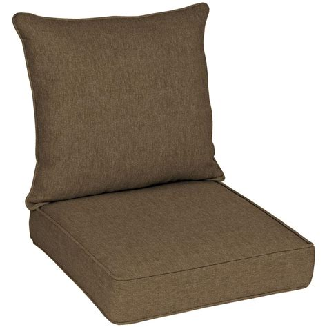 hampton bay bellagio welted  piece deep seating outdoor