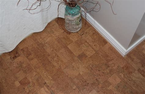New Dimensions Ladrillo Cork Flooring Traditional