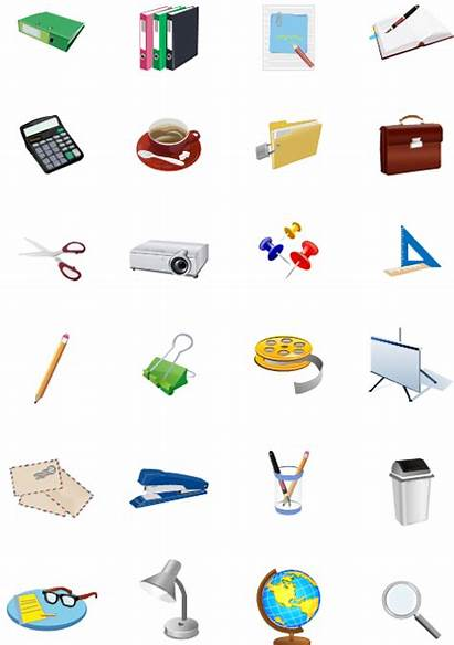 Office Clipart Vector Clip Cliparts Drawing Edrawsoft