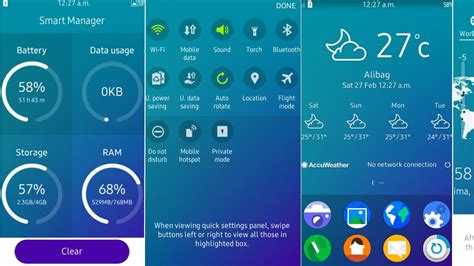 samsung z1 update tizen os 2 4 0 2 review youtube