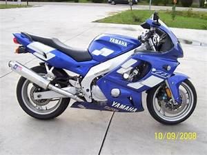 1997 Yamaha Yzf600r  3 500 Possible Trade