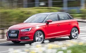 Essai Audi A1 : essai audi a1 1 0 tfsi 2016 l 39 automobile magazine ~ Medecine-chirurgie-esthetiques.com Avis de Voitures