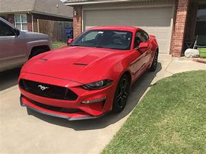 2019 Ford Mustang GT rental. I have seen the light : Mustang