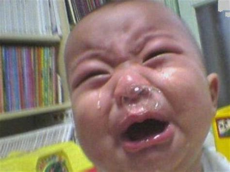 funny baby crying images  funny