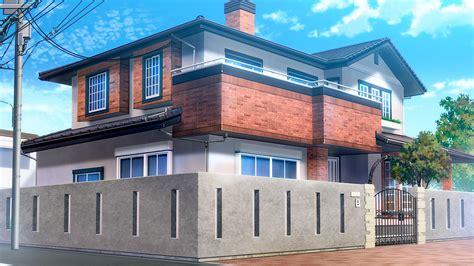 Anime House Wallpaper - momokino residence fondo de pantalla hd fondo de