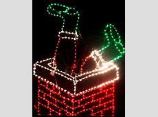 Animated Santa 02 schoorst Yozh Picture Box Photo