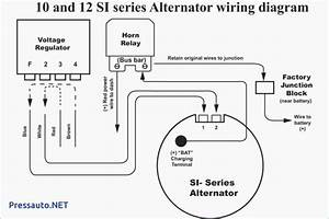 Delco Remy Alternator Wiring Diagram Internal