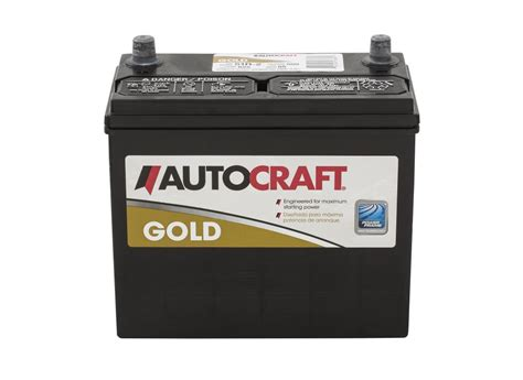Autocraft Gold 51r-2 Car Battery