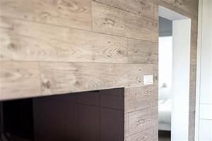 """""""Drewniana"""" ściana w naszym salonie - jak i z czego"""