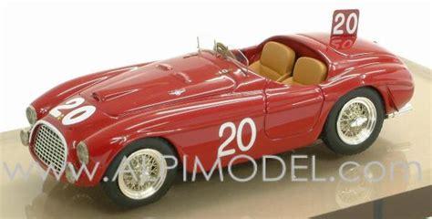 bbr Ferrari 166 MM 1 Ass. 24h Spa Francorchamps Chinetti ...