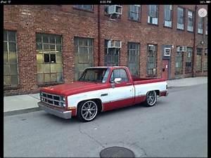 Buy Used 1984 Chevy C10 Silverado Custom Hot Rod Patina Lowered Rat Rod In New Albany