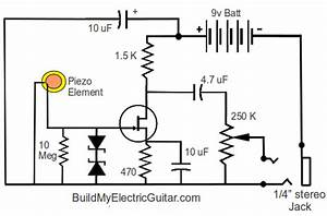 touch sensor circuits technologies With electric guitar preamplifier circuitsprojects