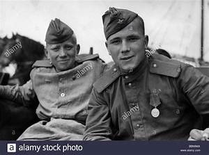 events, Second World War / WWII, Russia, persons, soldiers ...