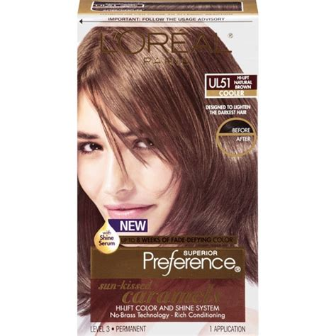 Loreal Hair Color by L Oreal Superior Preference Fade Defying Color