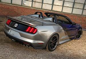 2016 Ford Mustang Convertible Neiman Marcus Limited Edition - price and specifications