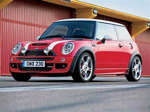 2005 Mini Cooper S John Cooper Works Kit Pictures  History