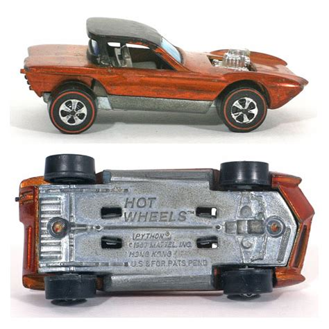 The 10 Most Expensive Hot Wheels Completeset