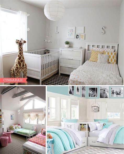 chambre 2 enfants les 25 meilleures idées concernant chambres de filles