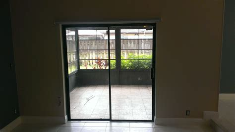 sliding glass door blinds and shades patio doors