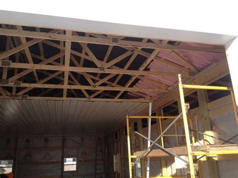 baffles  liner panel   ceiling    garage