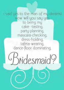 be my bridesmaid will you be my bridesmaid quotes quotesgram