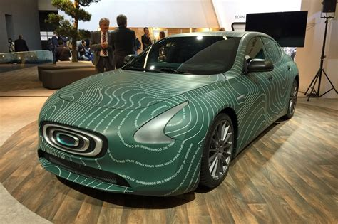 New Ev Cars 2017 by Thunder Power Electric Cars At The 2017 Frankfurt Motor