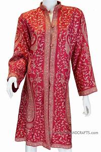 iridescent fuchsia red silk paisley dinner jacket dress With silk dress and jacket for wedding