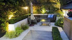 25 idees pour amenager et decorer un petit jardin With attractive faire un plan maison 10 maison de ville avec patio