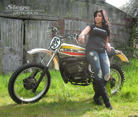 can am motocross bikes buck murphy motorcycles 1976 works 250 can am bucky