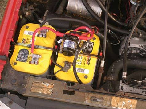 dual battery    ford  forum community