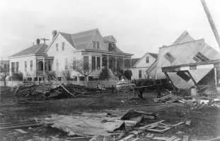 1900 Galveston Hurricane