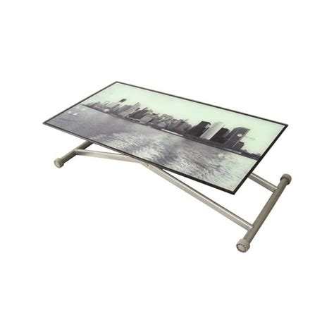 tent and table new york table basse relevable new york achat vente table basse