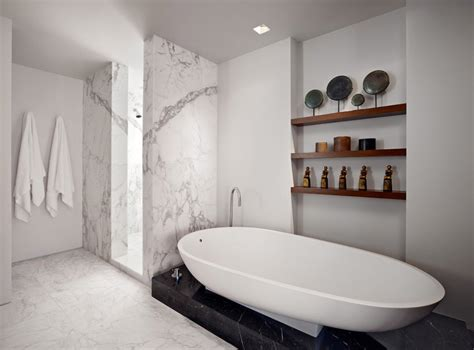 30 marble bathroom design ideas styling up your daily rituals freshome