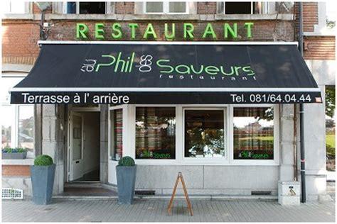 Au Bureau Des Saveurs by Au Phil Des Saveurs Restaurant 224 Namur