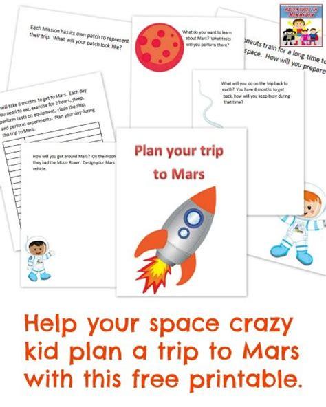 journey  mars mars  kids earth space science