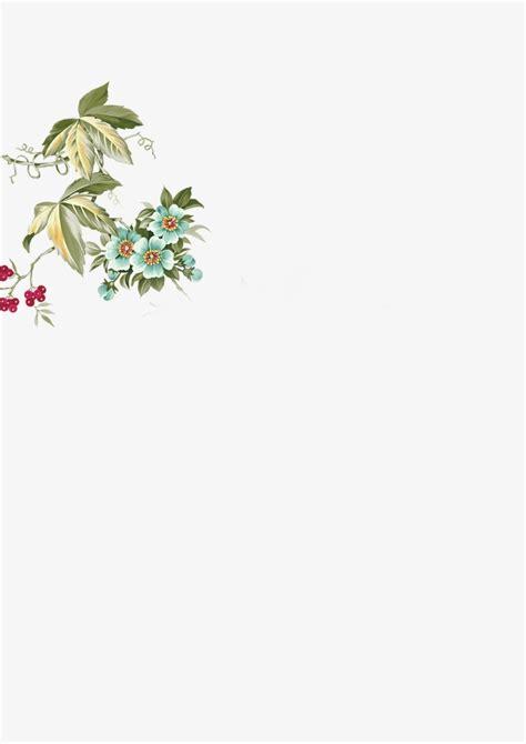 descargar caña template psd esquina flor decoraci 243 n de hojas esquina flores hojas