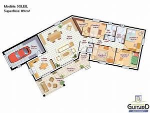 plan maison interieur With plan interieur maison en l