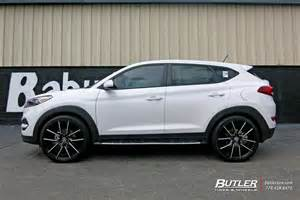 dodge truck rims and tires hyundai tucson with 22in lexani gravity wheels exclusively